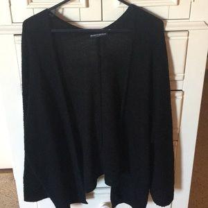 Brandy Melville black knit cardigan